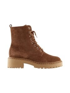 högl - ankle boots lace up suede -nilkkurit - 2400 NUT | Stockmann