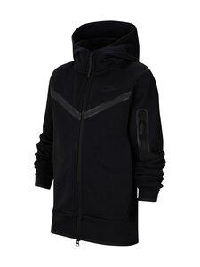 Nike - Boys zipper-huppari - BLACK/BLACK | Stockmann