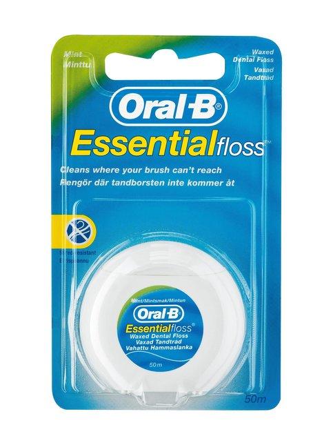 Dental Floss Essential Mint -hammaslanka 50 m