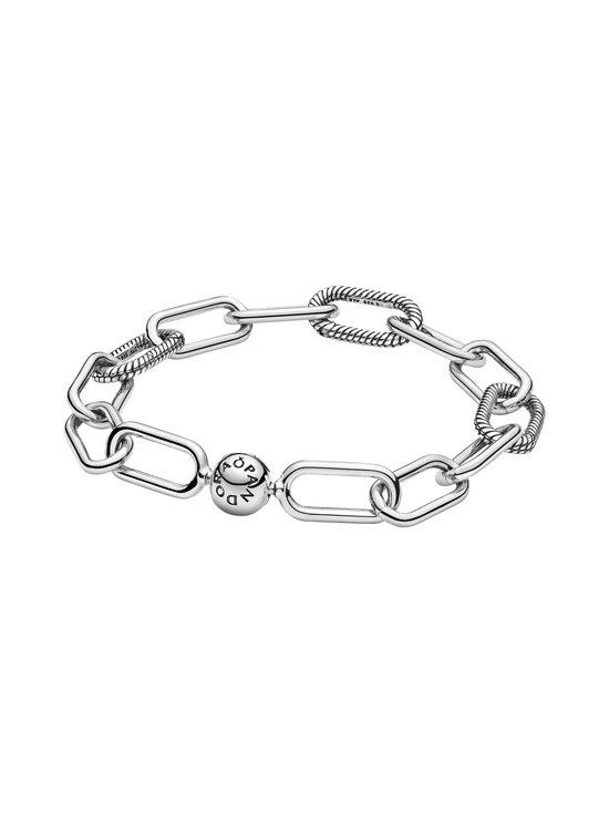 Pandora - Sterling Silver Link Bracelet -rannekoru - SILVER | Stockmann - photo 1