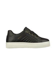 GANT - Avona-nahkasneakerit - G00 BLACK | Stockmann