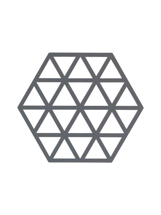 Zone - Triangles-pannunalunen 16 x 14 cm - COOL GREY   Stockmann - photo 2