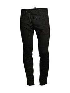 Dsquared - 5 Pockets -housut - 900 BLACK | Stockmann
