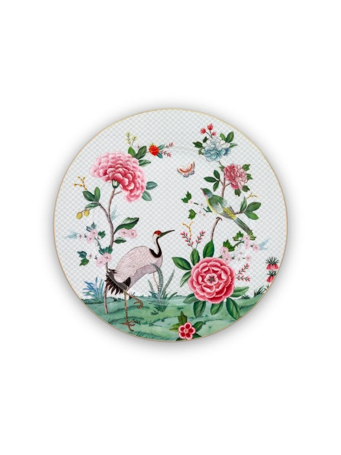 Blushing Birds -lautanen 32 cm