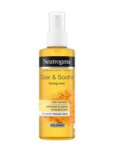 Neutrogena - Clear & Soothe Toning Mist  -kasvovesisuihke 125 ml | Stockmann