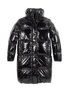 Calvin Klein Kids - Glossy Down Puffer -untuvatakki - BEH CK BLACK | Stockmann