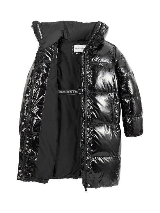 Calvin Klein Kids - Glossy Down Puffer -untuvatakki - BEH CK BLACK | Stockmann - photo 3