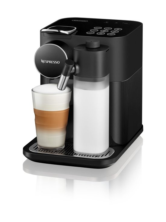 Nespresso - Gran Lattissima By Delonghi -kahvikone - BLACK | Stockmann - photo 1