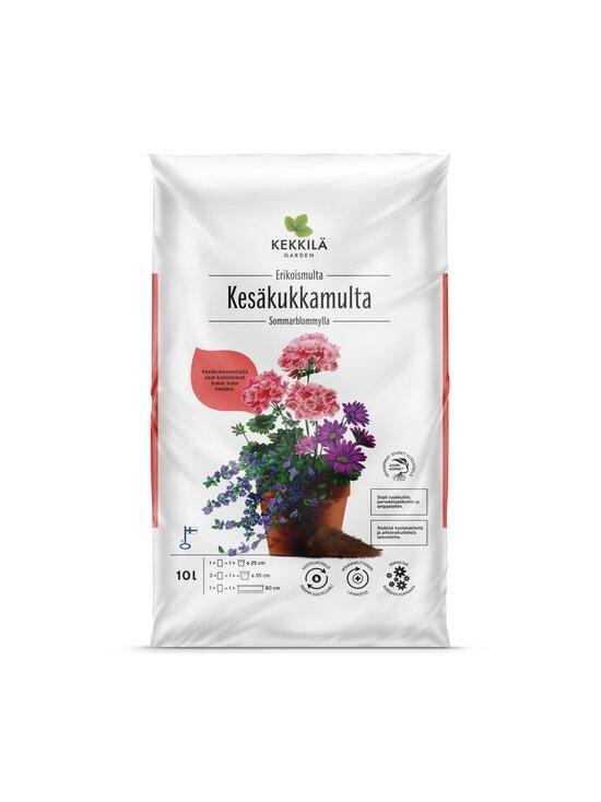 Kekkilä - Kesäkukkamulta 10 l | Stockmann - photo 1
