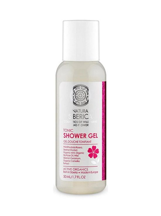 Natura Siberica - Mini Tonic Shower Gel -suihkugeeli 50 ml - null | Stockmann - photo 1