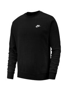 Nike - Club-fleecepaita - BLACK/WHITE 010 | Stockmann