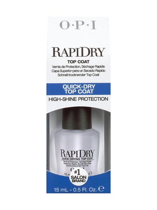O.P.I. - RapiDry Quick Drying Top Coat -pikakuivattaja 15 ml - KIRKAS | Stockmann - photo 1