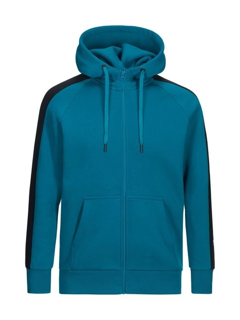 M Season Cotton Zip-Up Hoodie -huppari