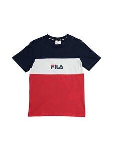 Fila - Mika-paita - R69 TRUE RED-BLACK IRIS-BRIGHT WHITE   Stockmann