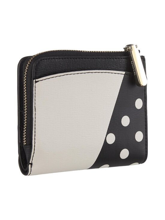 kate spade new york - Disney x kate spade new york Minnie Mouse Small Bifold Wallet -lompakko - BLACK MULTI | Stockmann - photo 2