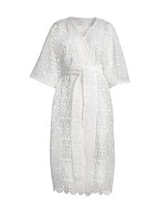 Lili Marleena - White Lace Wrap -mekko - WHITE | Stockmann