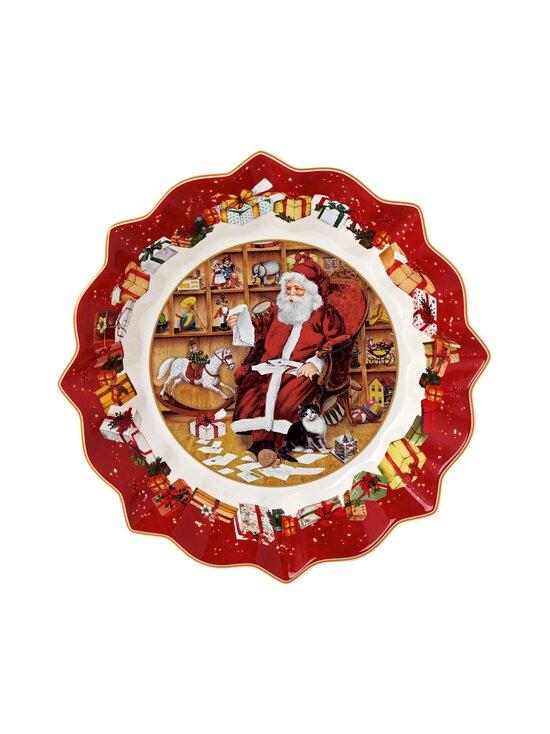 Villeroy & Boch - Toy's Fantasy Footed Bowl, Santa -kulho 25 x 25 x 12,5 cm - MULTICO   Stockmann - photo 1