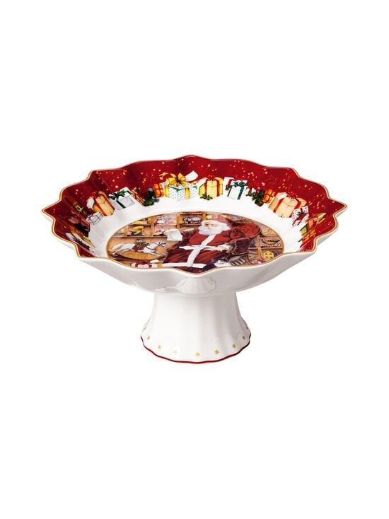 Villeroy & Boch - Toy's Fantasy Footed Bowl, Santa -kulho 25 x 25 x 12,5 cm - MULTICO   Stockmann - photo 2