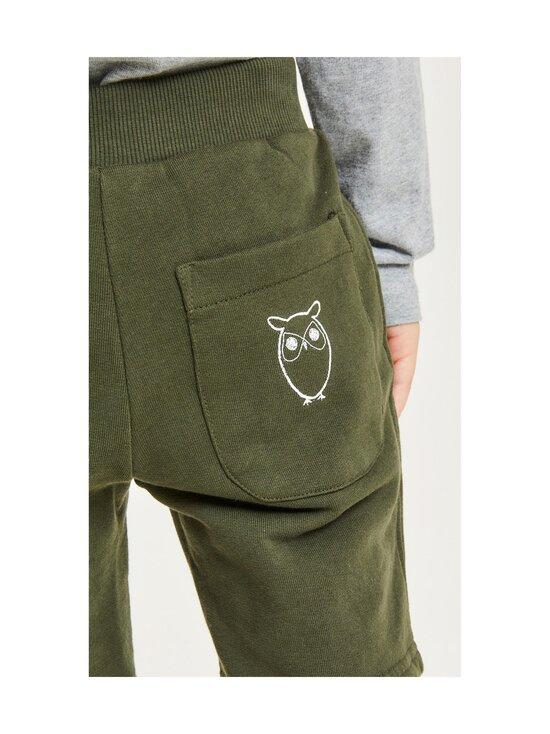 Knowledge Cotton Apparel - Rue Jog Shorts -shortsit - 1090 FORREST NIGHT | Stockmann - photo 3