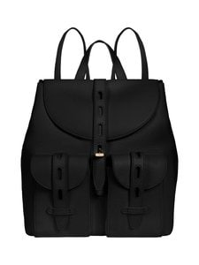 Furla - Net S Backpack -nahkareppu - O60-NERO | Stockmann