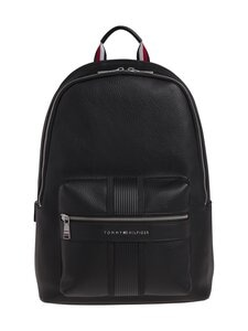 Tommy Hilfiger - TH Downtown Backpack -reppu - BDS BLACK | Stockmann