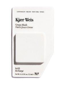 Kjaer Weis - Cream Blush Refill -voidemainen poskipuna, täyttöpakkaus | Stockmann