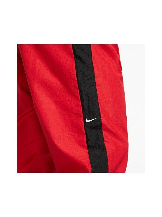 Nike - Swoosh Woven -housut - 657 UNIVERSITY RED/BLACK/WHITE | Stockmann - photo 9