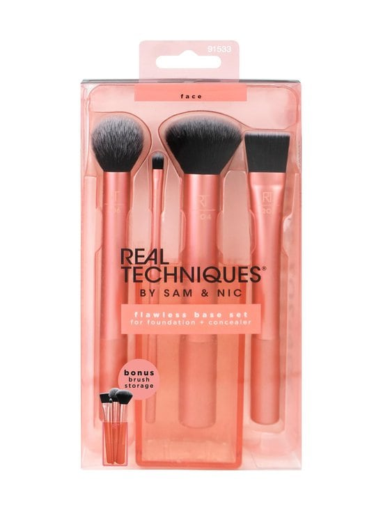 Real Techniques - Flawless Base -sivellinsetti | Stockmann - photo 2