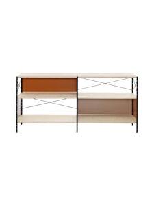 Vitra - Storage Unit ESU Shelf 2 -hylly 179,5 x 42 x 82 cm - ORANGE, RED   Stockmann