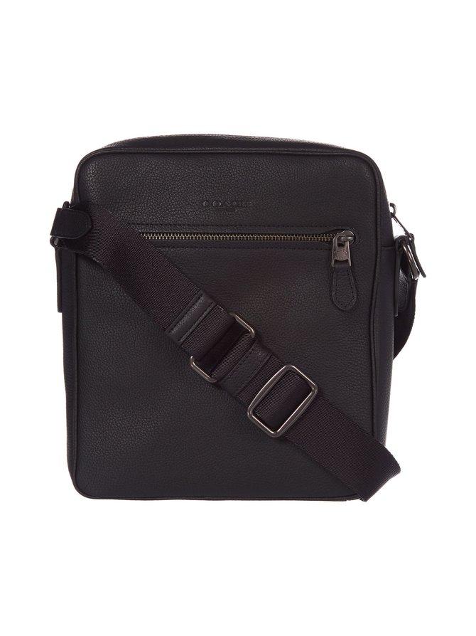 Metropolitan Flight Bag -nahkalaukku