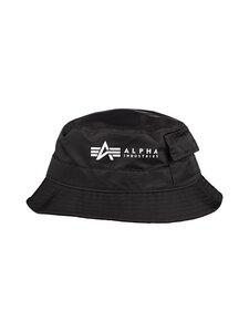 Alpha Industries - Utility Bucket Hat -hattu - 03 BLACK | Stockmann