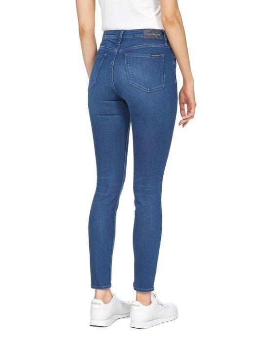 Calvin Klein Jeans - High Rise Skinny -farkut - CA060 MID BLUE | Stockmann - photo 2