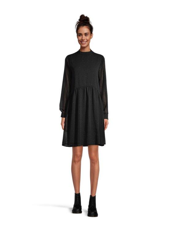Vila - ViDarcey L/S Dress -mekko - BLACK | Stockmann - photo 3