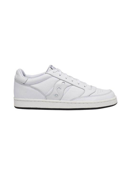 Saucony - Jazz Court -nahkatennarit - WHITE/WHITE | Stockmann - photo 1