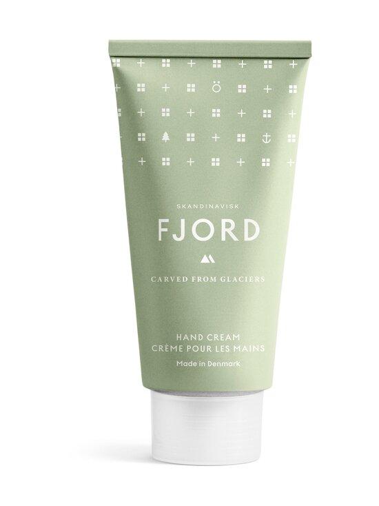 Skandinavisk - FJORD Hand Cream -käsivoide 75 ml - FJORD GREEN | Stockmann - photo 1