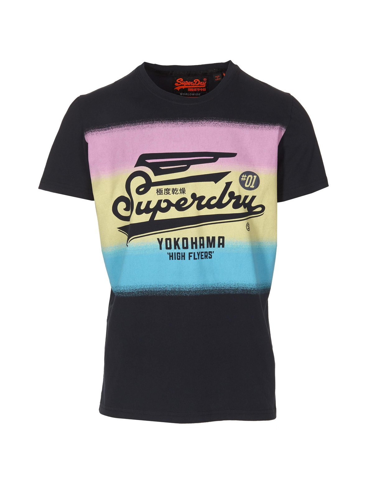 Superdry – High Flyers Fade Lite Tee -paita