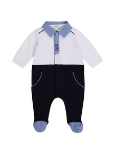 Hugo Boss Kidswear - Pyjama - N68 WHITE NAVY | Stockmann