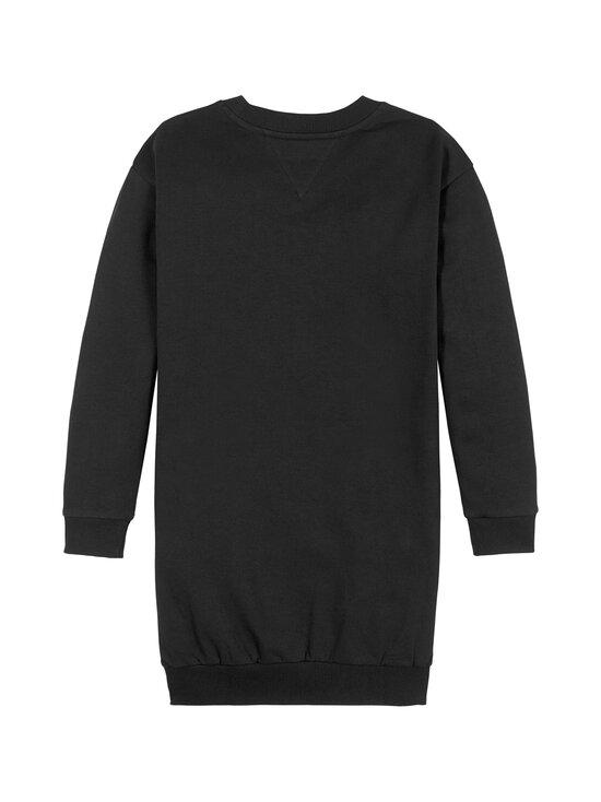 Tommy Hilfiger - Essential Sweat Dress -collegemekko - BDS BLACK | Stockmann - photo 2