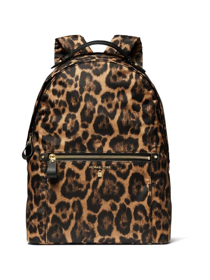 Nylon Kelsey Logo Backpack -reppu