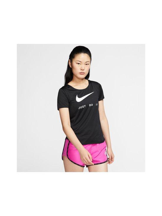Nike - Swoosh Run -juoksupaita - BLACK/REFLECTIVE SILV | Stockmann - photo 3
