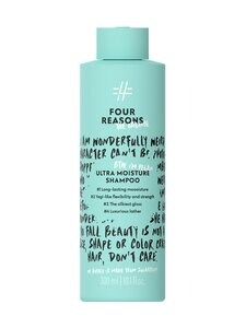 Four Reasons - Ultra Moisture Shampoo -shampoo 300 ml | Stockmann