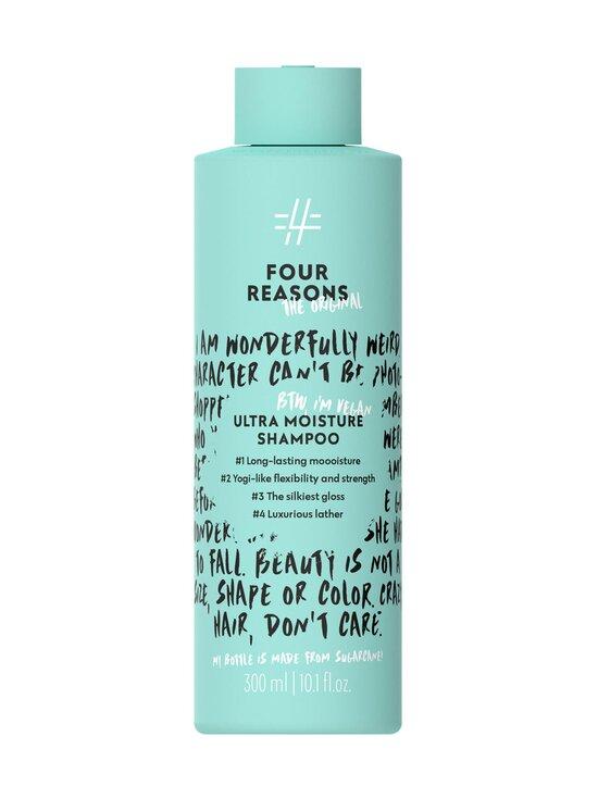 Four Reasons - Ultra Moisture Shampoo -shampoo 300 ml - NOCOL | Stockmann - photo 1