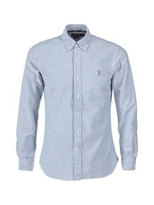 Polo Ralph Lauren - Slim Fit -kauluspaita - BLUE | Stockmann