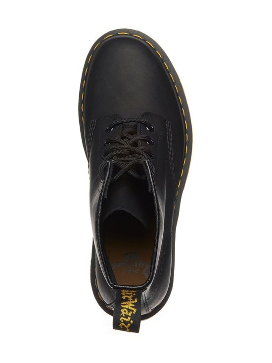 Dr. Martens - 1460 Greasy -saappaat - BLACK (MUSTA) | Stockmann - photo 2