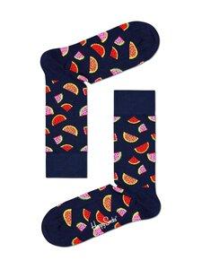 Happy Socks - Watermelon-sukat - 6600-NAVY | Stockmann