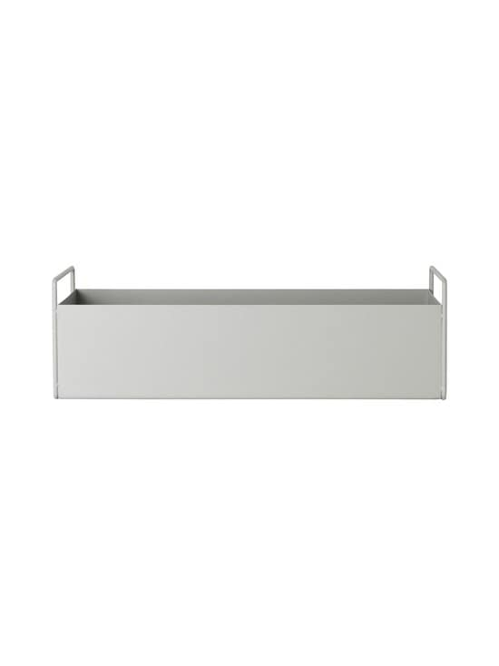 Ferm Living - Plant Box Small -kukkalaatikko - LIGHT GREY (VAALEANHARMAA) | Stockmann - photo 1