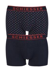 Schiesser - Bokserit 2-pack - 908 ASSORTED 2 | Stockmann