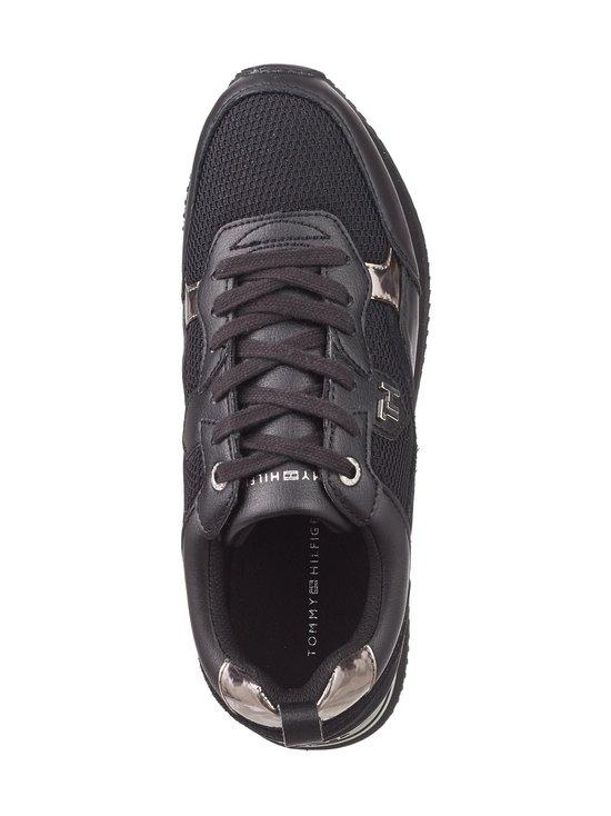 Tommy Hilfiger - Active City Mixed Panel -sneakerit - BDS BLACK | Stockmann - photo 2
