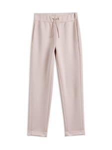 Ted Baker London - Ginnih Satin Trim Jogger -housut - 59 PL-PINK | Stockmann