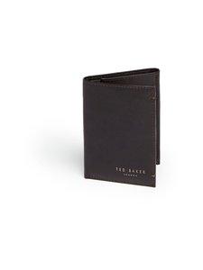 Ted Baker London - Jonnys Core Mini Card -nahkalompakko - 22 XCHOCOLATE | Stockmann